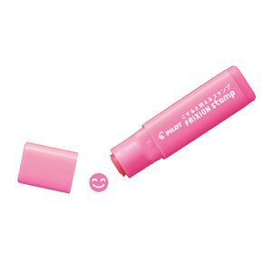 Pilot Frixion Stamps Smile Pink