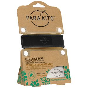 Para'kito Mosquito Repellent Band Black