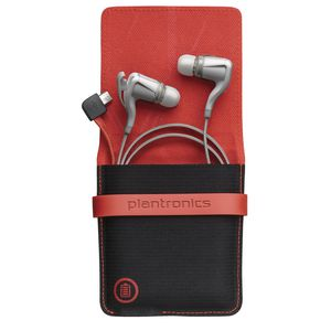 Plantronics Backbeat GO2 with Charge Case White