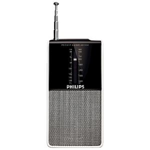 Philips Portable AM/FM Pocket Radio