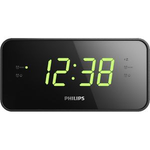 Philips Large Clock Radio