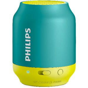 Philips Portable Bluetooth Speaker Aqua BT25A