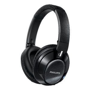 Philips Noise Cancelling Headphones Black SHB9850NC