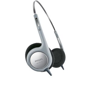 Philips Lightweight On Ear Headphones