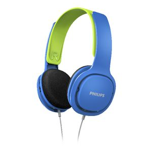 Philips Kids On Ear Headphones Blue