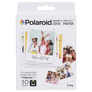 "Polaroid Zink 3 x 4"" Photo Paper 10 Pack | Tuggl"