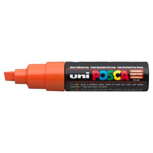 Uni POSCA PC-8K Poster Marker Orange