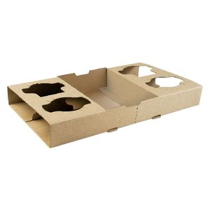 I am eco Drink Tray 100 Pack
