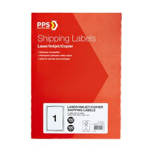 PPS A4 Mailing Labels 100 Pack