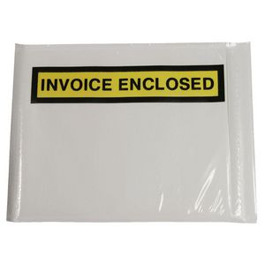 PPS Invoice Enclosed Doculopes 100 Pack