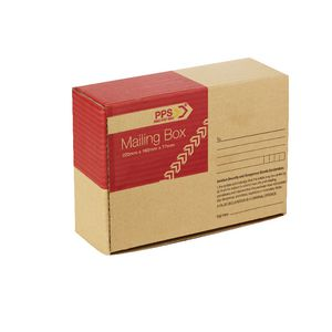 PPS Mailing Box 220 x 160 x 77mm.