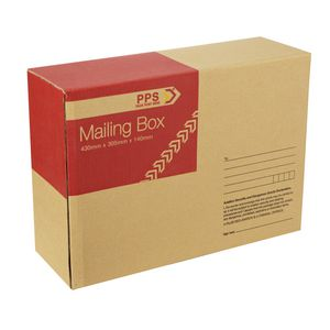 PPS Mailing Box 430 x 305 x 140mm