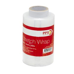 PPS Shrink Wrap Refill 12cm x 220m
