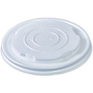Paper-Pak Unicup Lid 8oz White 1000 Pack