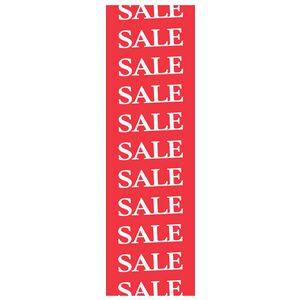QuikStik Sale Vertical Banner 300 x 1000mm