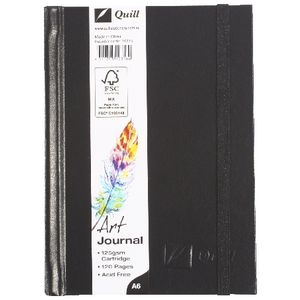 Quill A6 Art Journal 120 Page
