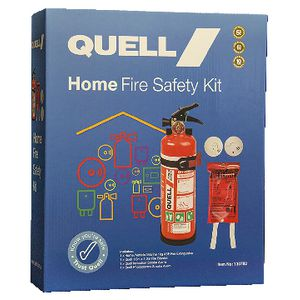Quell Home Fire Safety Kit Large