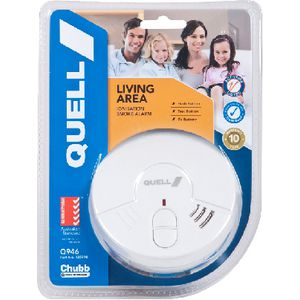 Quell Living Area Ionisation Smoke Alarm