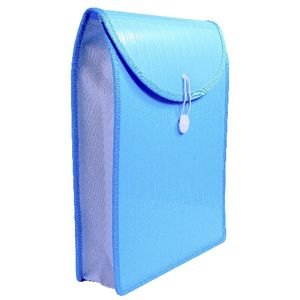 Top Load Attache File A4 Blue