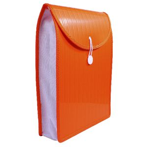 Top Load Attache File A4 Orange
