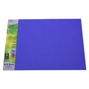 Quill Board 210gsm A3 Cold Assorted 15 Pack