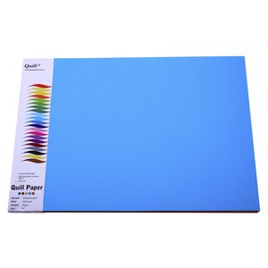 Quill XL MultiPaper 80gsm A3 Brights Assorted 150 Pack