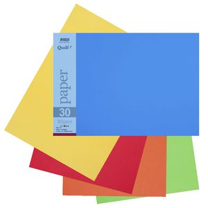 Quill A3 Paper Bright Assorted 150 Pack
