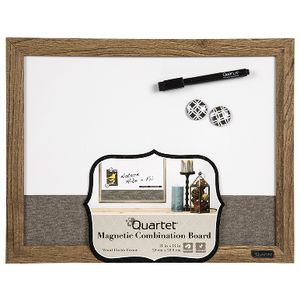 Quartet Wooden Frame Combination Board 356 x 280mm