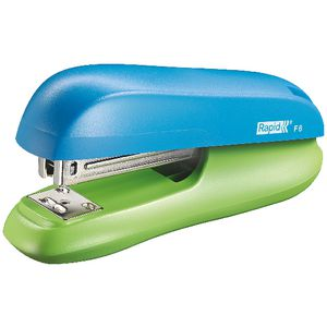 Rapid Funky F6 Half Strip Stapler Blue/Green
