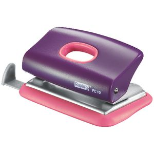 Rapid Funky FC10 2 Hole Punch Purple/Apricot
