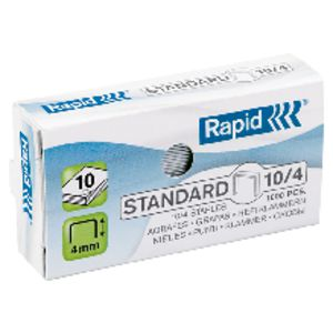 Rapid 10/4 Staples 1000 Pack