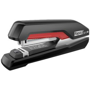 Rapid S17 Stapler Black/Red
