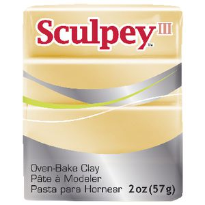 Sculpey III Modelling Clay Jewellery Gold 57g