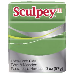 Sculpey III Modelling Clay String Bean 57g