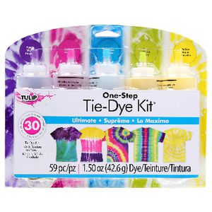 Tulip One Step 5 Colour Ultimate Tie Dye Kit