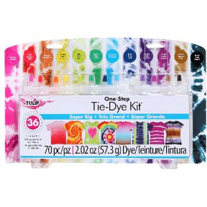 Tulip One Step 12 Colour Tie Dye Kit Super Big
