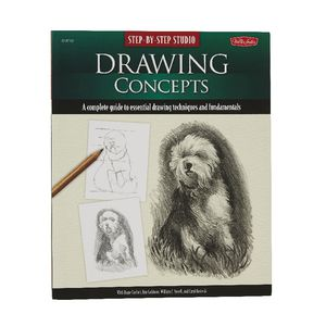 Walter Foster Drawing Concepts Book