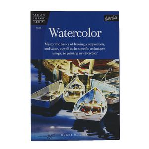 Walter Foster Watercolour Book