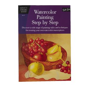 Walter Foster Watercolour Painting Step By Step Book