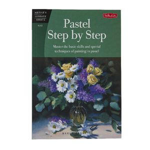 Walter Foster Pastel Step By Step Book