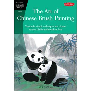 Walter Foster Art Of Chinese Brush Painting Book