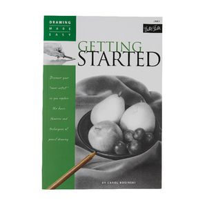 Walter Foster Drawing Made Easy Getting Started Book
