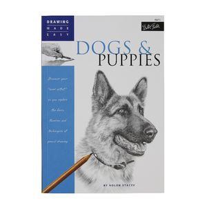 Walter Foster Dogs and Puppies Book