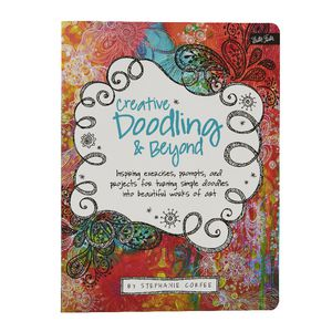 Walter Foster Creative Doodling and Beyond Book