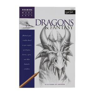 Walter Foster Dragons and Fantasy Book