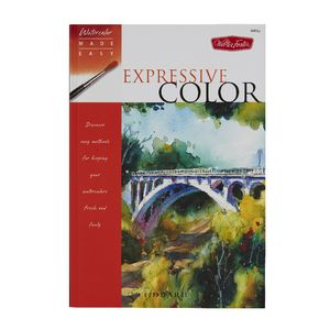 Walter Foster Expressive Color Book