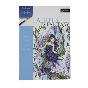 Walter Foster Fairies and Fantasy Book