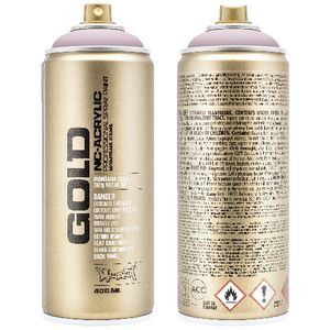 Montana GOLD Spray Paint 400mL Baby Skin