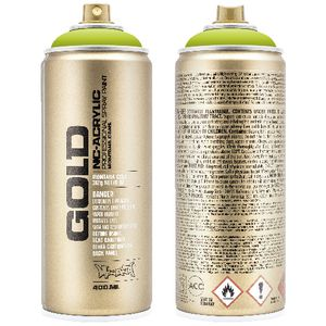 Montana GOLD Spray Paint 400mL Poison Dark