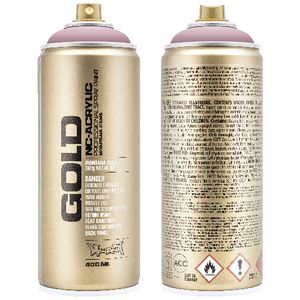 Montana GOLD Spray Paint 400mL Mortadella